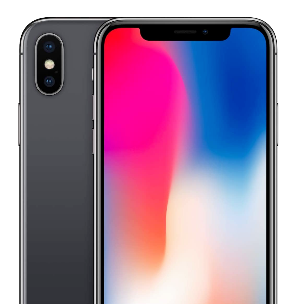 Iphone X smartphone reconditionné